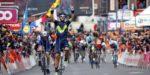 Valverde vince e piange per Scarponi