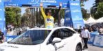 Tris di Gaviria in California, classifica finale a Bernal