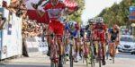 Memorial Pantani vince Ballerini su Gaudu e Pellizotti, Nibali ripreso all'ultimo chilometro