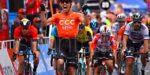 Patrick Bevin beffa allo sprint Ewan e Sagan e vince a sorpresa la 2ª tappa in Australia